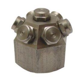 Fixed Head Cluster Nozzle (7B)