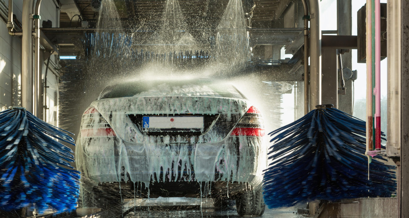 CAR AND TRUCK WASH SYSTEMS