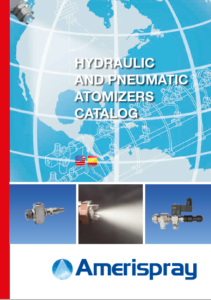HYDRAULIC AND PNEUMATIC ATOMIZERS