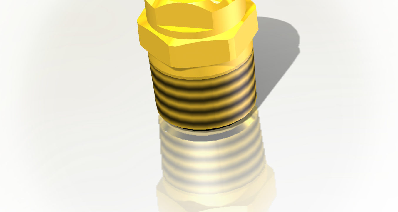OVAL FULL CONE NOZZLE (MBO)